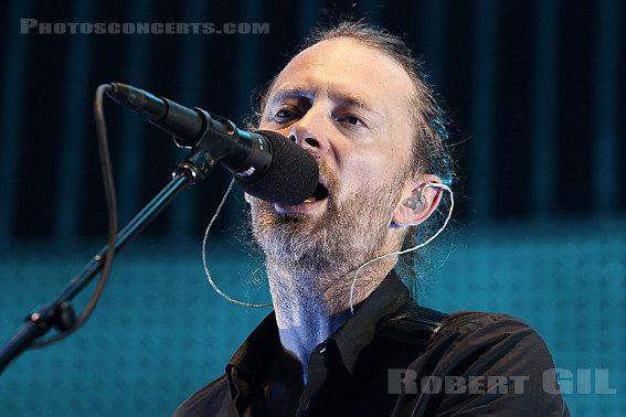 Radiohead + Caribou en concert