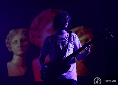 Ratatat, The Bewitched Hands, Does It Offend You, Yeah ? (Rock 'n Beat Party, Printemps de Bourges 2011) en concert
