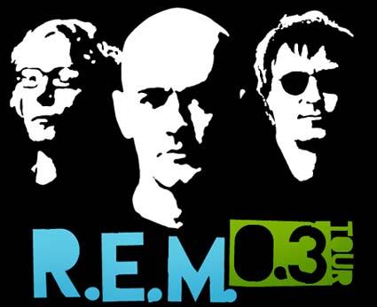 R.E.M. (Côtes du Rock 2003) en concert