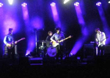 (mon) Rock en Seine 2015, 2/2 : Kadavar, Pond, Last Train, Fuzz (Ty Segall), Jungle, Mark Lanegan Band, Parquet Courts, (Chemical Brothers) en concert