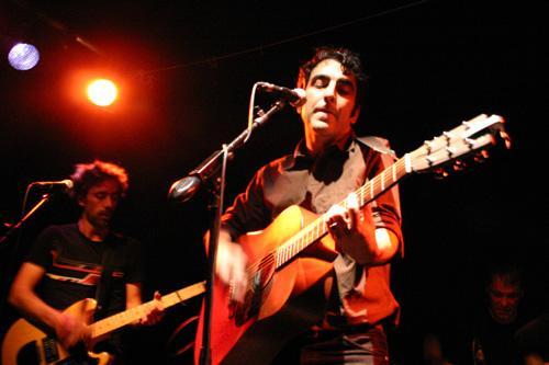 Reza + Niandra Lades + Garciaphone en concert