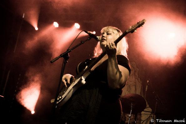 Shannon And The Clams (Binic Folks Blues Festival 2013) en concert
