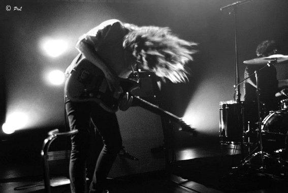 Shannon Wright + Heymoonshaker en concert