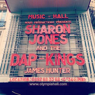 Sharon Jones & The Dap-Kings en concert