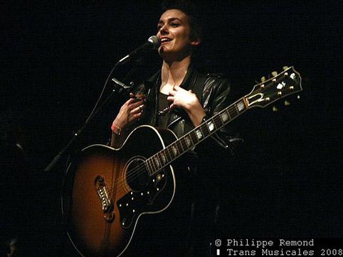 Sister  (Transmusicales de Rennes 2008) en concert