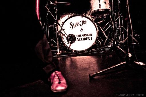 Slow Joe & The Ginger Accident + Transformer + Peter Winslow (Les Transmusicales de Rennes 2009) en concert