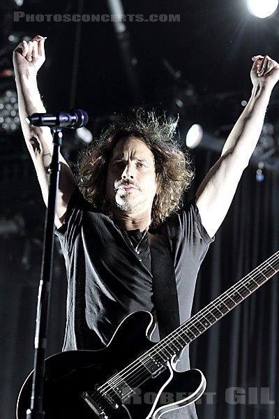 Soundgarden en concert