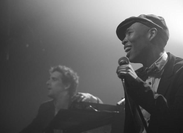 Entretien avec le groupe St Lô à l'occasion du festival Le Cabaret Frappé 2014 en concert