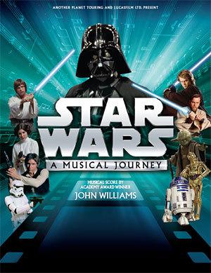 Star Wars A Musical Journey en concert
