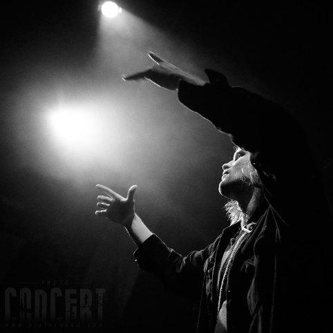 Streets Of Laredo + Jolie Holland + Hell's Kitchen (Les Nuits de l'Alligator 2015) en concert