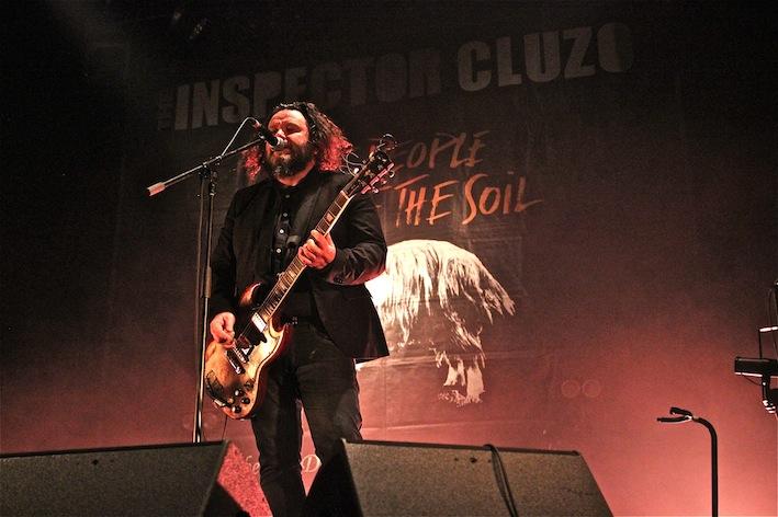 The Inspector Cluzo + CHAM en concert
