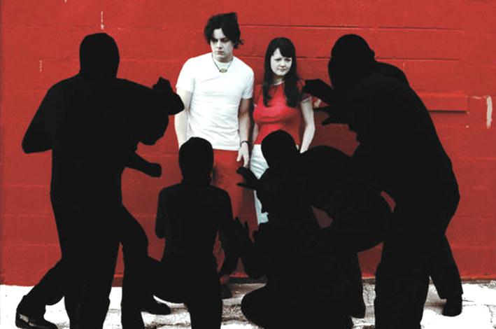 The White Stripes + The Von Bondies en concert