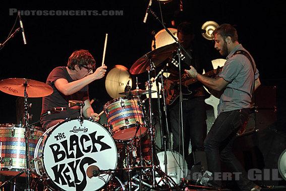 The Black Keys, Noel Gallagher, Eagles Of Death Metal, Toy, Mark Lanegan, Deus, Bass Drum Of Death, Ume, Of Monsters And Men, The Bots, Maximo Park, Granville (Festival Rock en Seine 2012) en concert