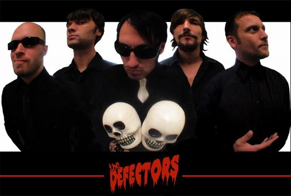 The Defectors + The Suppositorz en concert