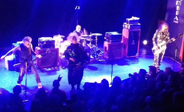 The Melvins - Shitkid en concert