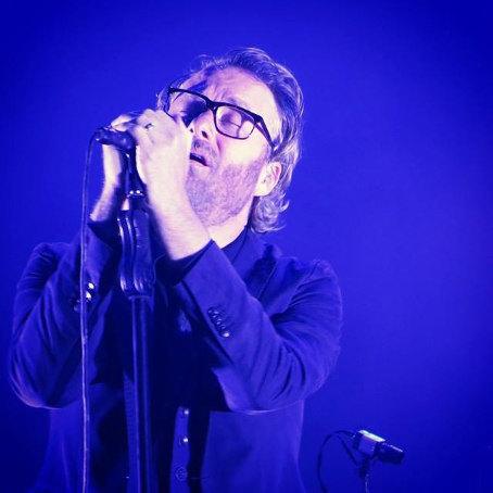 The National + James Vincent McMorrow (Les Nuits de Fourvière 2014) en concert