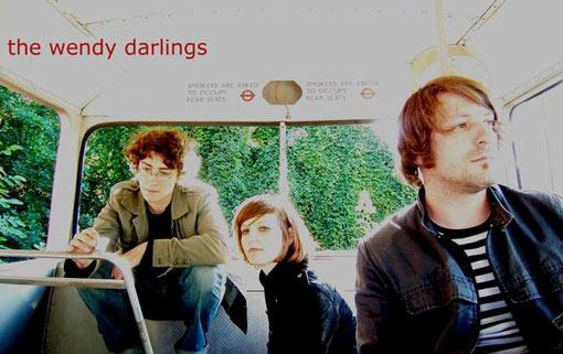 The Wendy Darlings en concert
