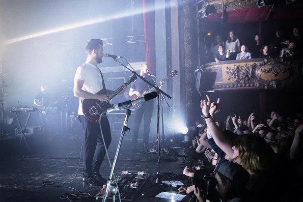 White Lies en concert