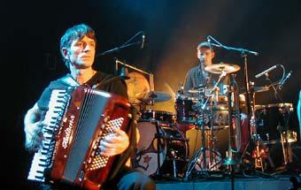 La Tordue + Pascal Parisot  en concert