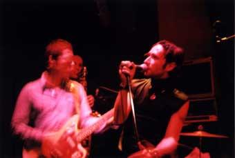 Tanger (+ Natalia M King) en concert
