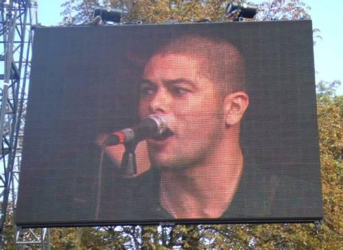 (mon) Rock en Seine 2006, 2/2 :  Skin, The Dead 60s, The Rakes, Grand Corps Malade, Editors, Radiohead en concert
