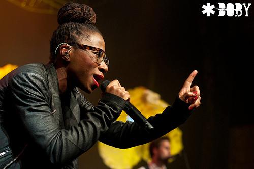ASA + Nina Attal en concert