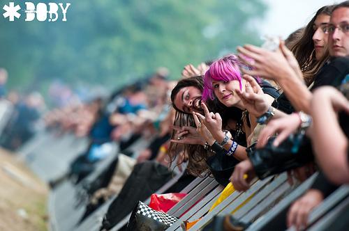 Hellfest 2011 - 3ème journee : Ozzy Osbourne, Judas Priest, Duff Mc Kagan's Loaded, Ghost, Grand Magus, Mr. Big, Doro, Therion en concert