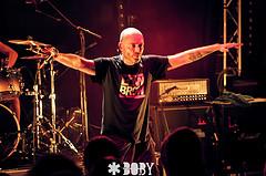Lofofora + Jack Face en concert