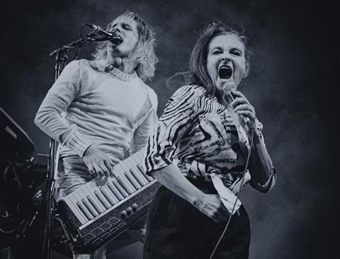 Catherine Ringer chante Les Rita Mitsouko + Sovox + Fred Nevché (Fiesta des Suds 2019) en concert