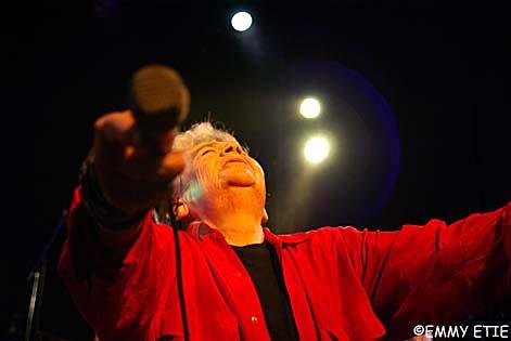 Little Bob en concert