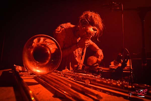 Merde Fantome + Albatorus +Teleden666 + Black Bug en concert
