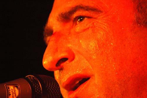 Alec Topyc + Interzona en concert