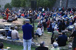 Festival Aux heures d'été, Ann O'Aro en concert
