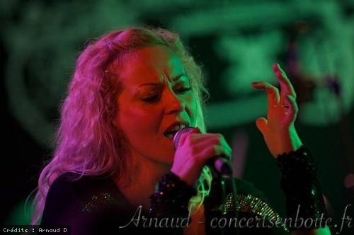 Anneke van Giersbergen + Frames + Kill Ferelli en concert