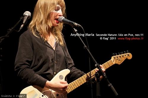 Anything Maria + Meisterfackt en concert