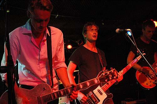 Arckid + Jesus Speed en concert