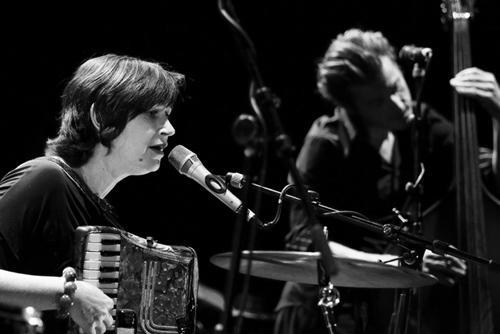Belle du Berry & David Lewis + Fleur en concert