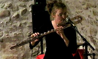 Dominique Bouzon & Nadine Esteve en concert