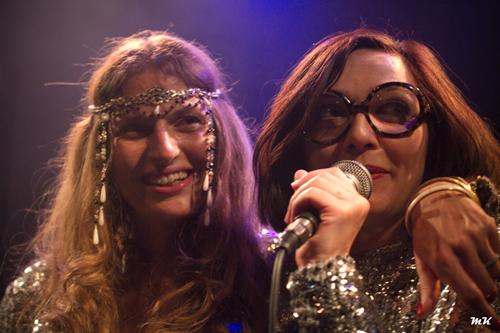 Brigitte en concert