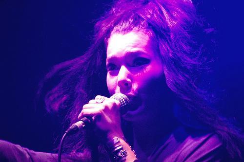 Lacrimas Profundere + Brisa Roché + Natacha Atlas & Transglobal Underground + Mory Kante + Sex Pistols + Danko Jones - Sziget Festival (jour 3) en concert