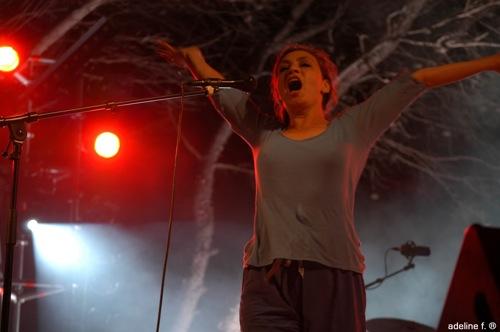 FM + Catherine Ringer en concert