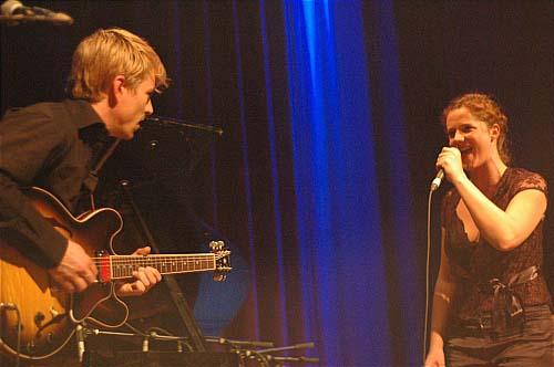 Charlotte etc. en concert