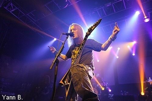 Children of Bodom + Decapitated en concert