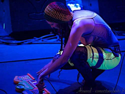 CocoRosie en concert
