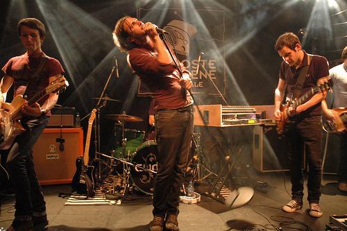 Curtiss + DJ Sami en concert