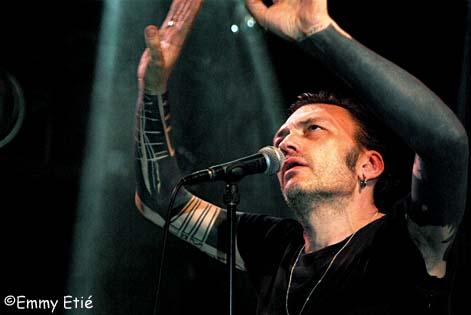 Daniel Darc (+ Ludéal) en concert