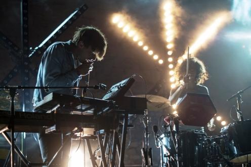 Yuksek, Digitalism, NZCA/Lines, Andromakers (Festival Rock Island) en concert