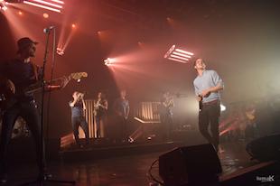 Boulevard des Airs en concert