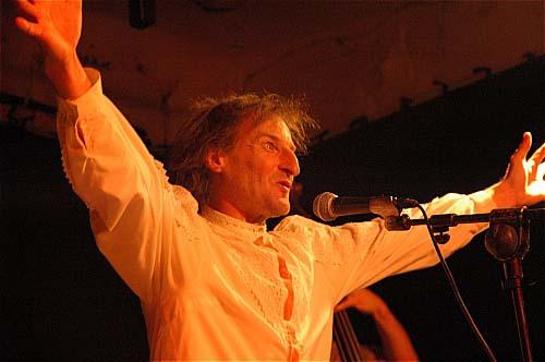 Didier Volubile en concert