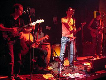 Ecran Total en concert
